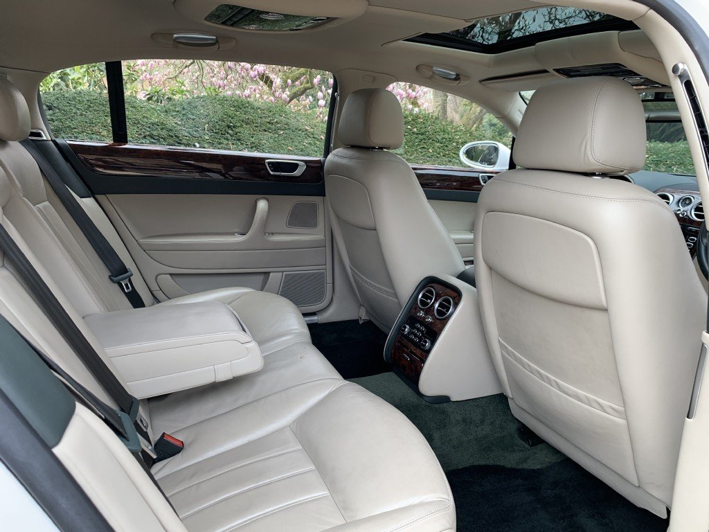 2008 Bentley Continental Flying Spur 5 SEATS For Sale (picture 5 of 6)