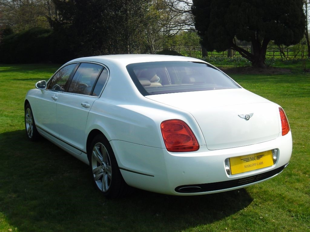 2008 Bentley Continental Flying Spur 5 SEATS For Sale (picture 6 of 6)