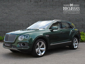 Bentley Bentayga V8 2018 (RHD) For Sale In London For Sale