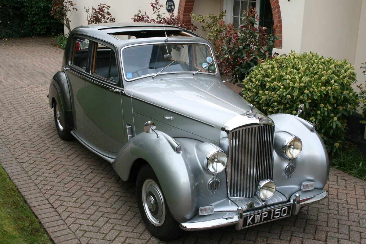 1952 Bentley MK V1 Big Bore. Exceptional Throughout  For Sale (picture 4 of 6)