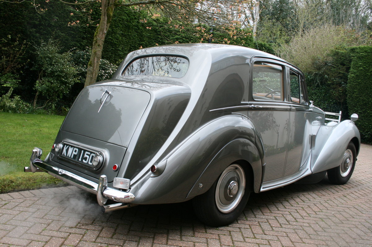 1952 Bentley MK V1 Big Bore. Exceptional Throughout  For Sale (picture 5 of 6)