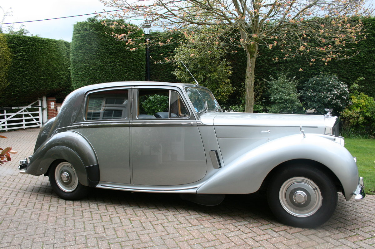 1952 Bentley MK V1 Big Bore. Exceptional Throughout  For Sale (picture 6 of 6)