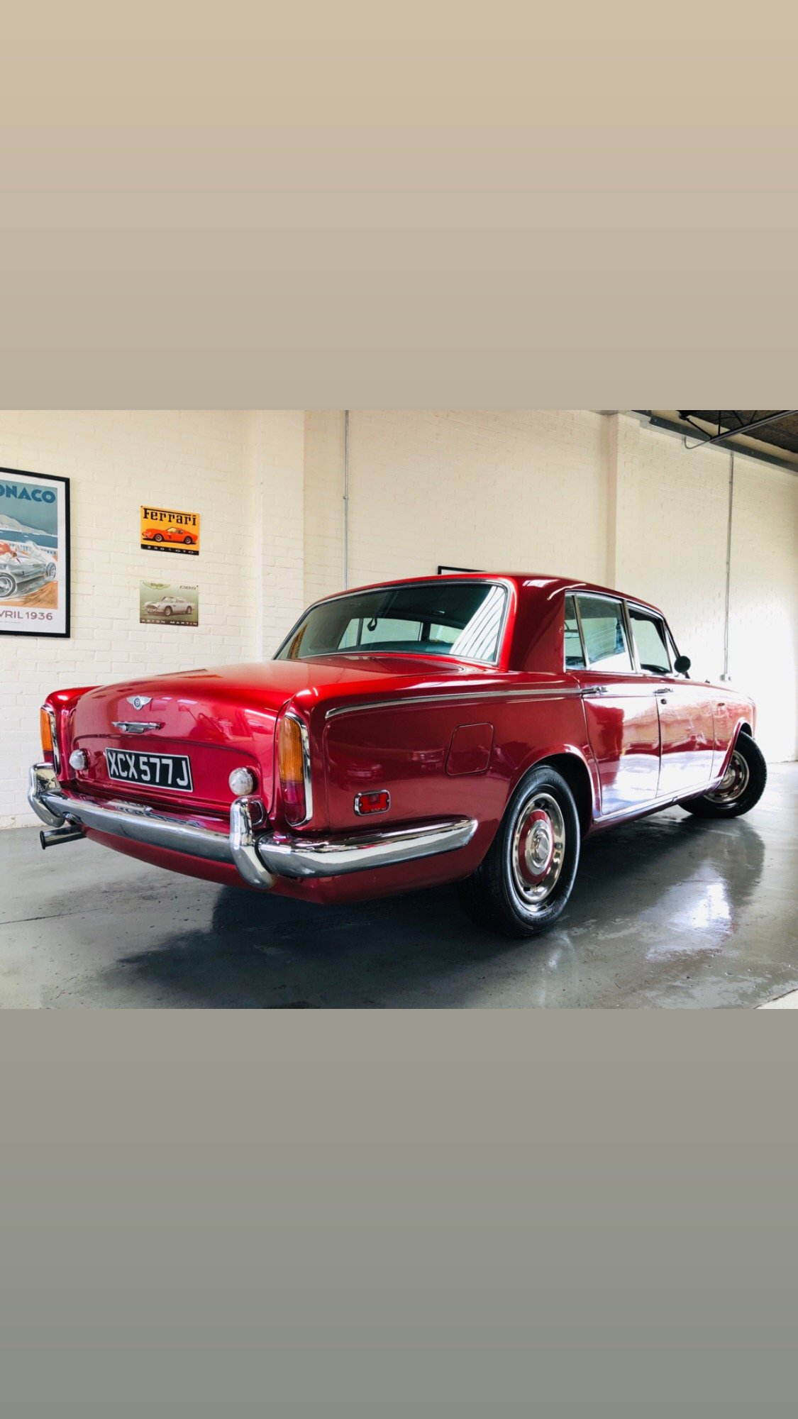 1971 BENTLEY T1 - REGAL RED, UNBELIEVEABLE VALUE SOLD (picture 4 of 6)
