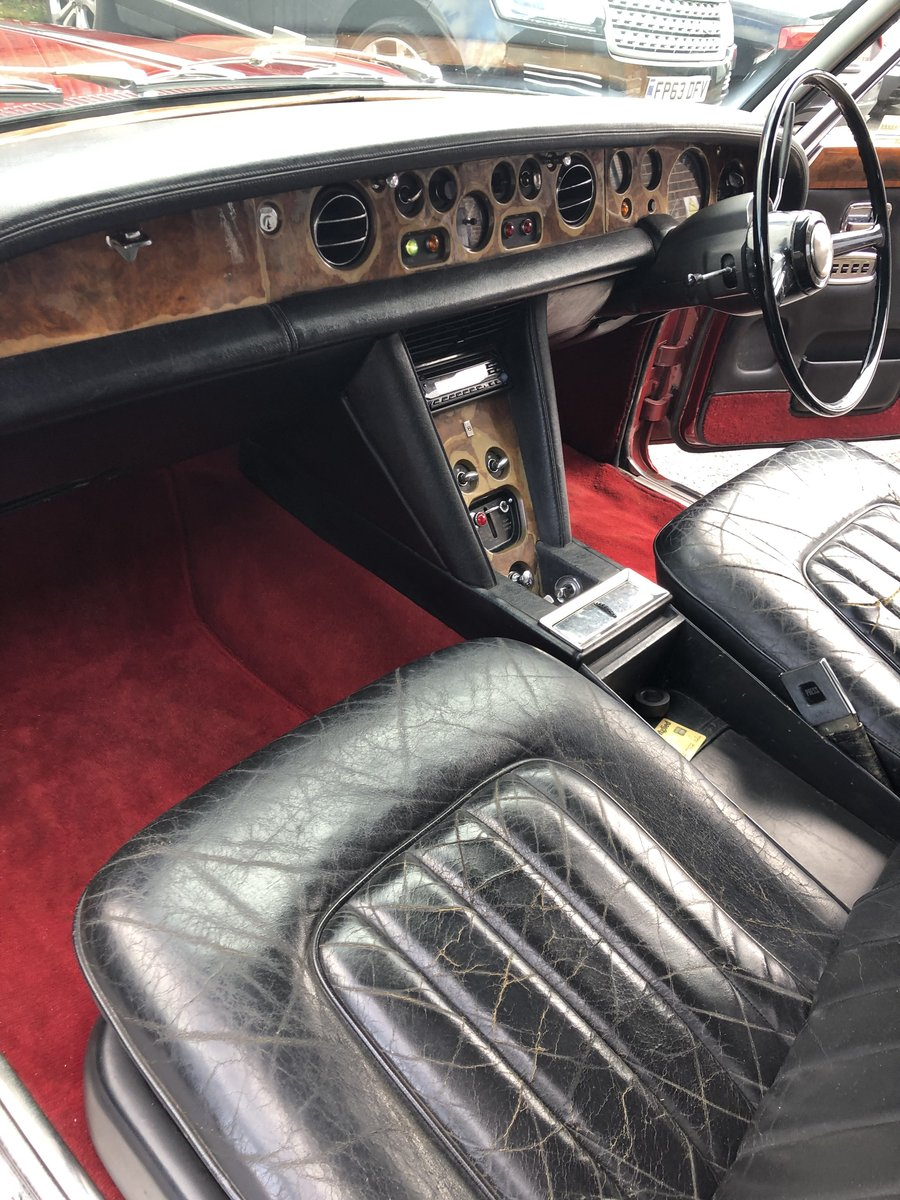 1971 BENTLEY T1 - REGAL RED, UNBELIEVEABLE VALUE SOLD (picture 6 of 6)