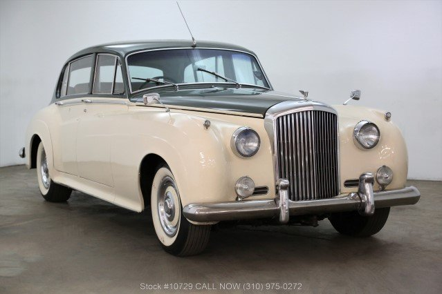 1958 Bentley S1 Long Wheel Base Right Hand Drive For Sale (picture 1 of 6)