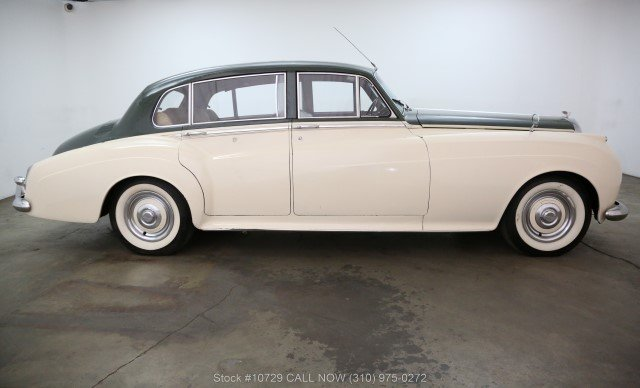 1958 Bentley S1 Long Wheel Base Right Hand Drive For Sale (picture 2 of 6)