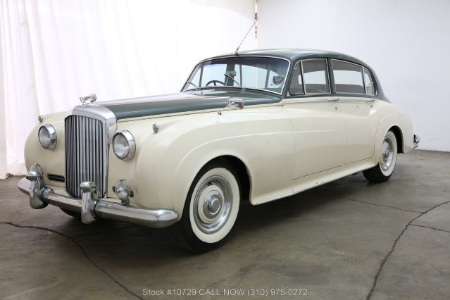 1958 Bentley S1 Long Wheel Base Right Hand Drive For Sale (picture 3 of 6)