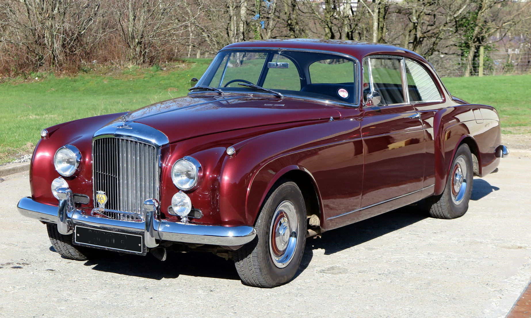 1960 Bentley S2 Continental H.J.Mulliner 2dr Sports Saloon For Sale (picture 1 of 6)