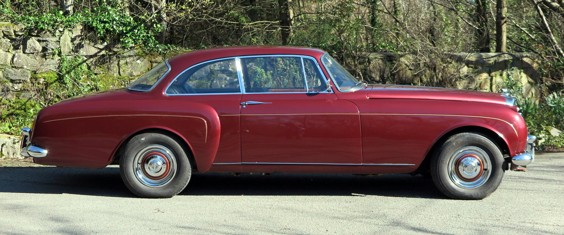1960 Bentley S2 Continental H.J.Mulliner 2dr Sports Saloon For Sale (picture 2 of 6)
