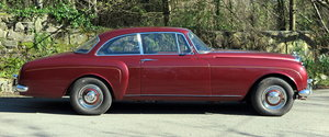 1960 Bentley S2 Continental H.J.Mulliner 2dr Sports Saloon For Sale