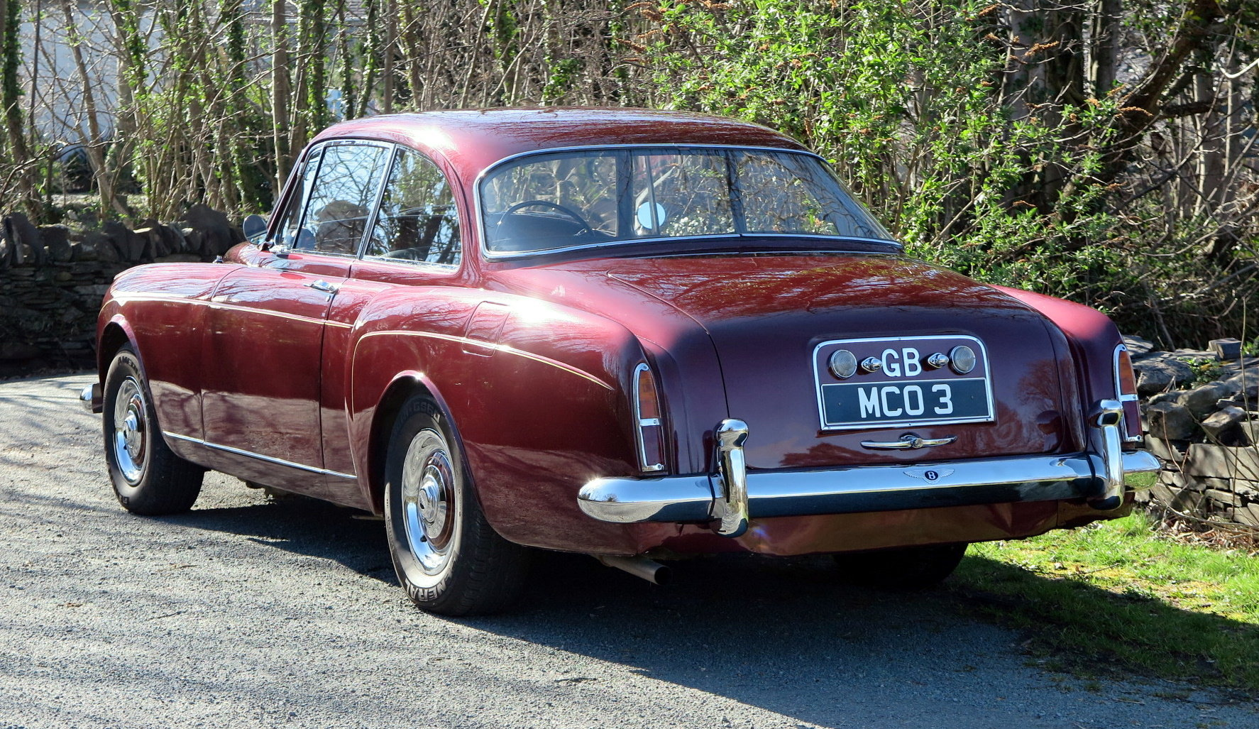 1960 Bentley S2 Continental H.J.Mulliner 2dr Sports Saloon For Sale (picture 3 of 6)