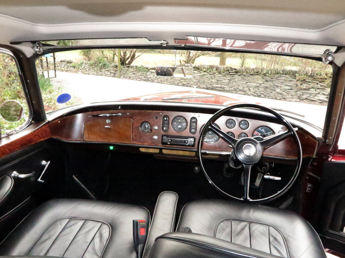 1960 Bentley S2 Continental H.J.Mulliner 2dr Sports Saloon For Sale (picture 4 of 6)