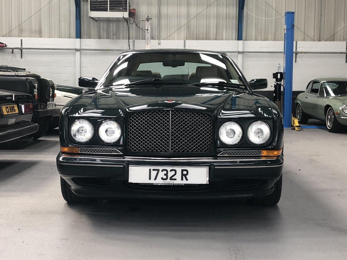 1994 Bentley Continental R Coupé Mulliner Park Ward  For Sale (picture 1 of 6)