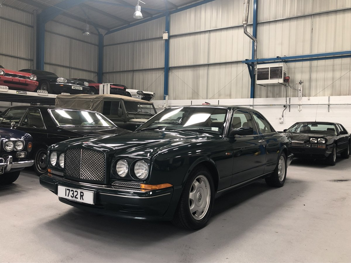 1994 Bentley Continental R Coupé Mulliner Park Ward  For Sale (picture 2 of 6)