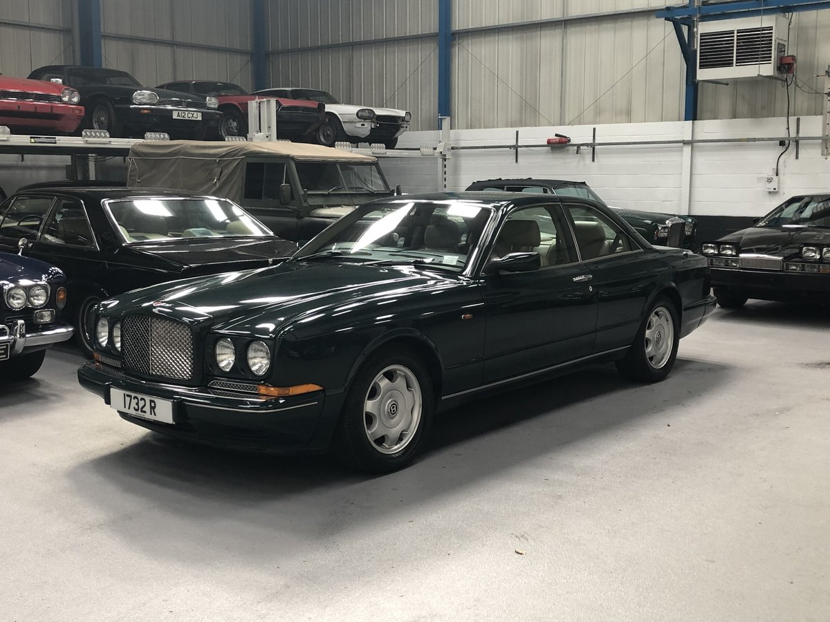 1994 Bentley Continental R Coupé Mulliner Park Ward  For Sale (picture 3 of 6)