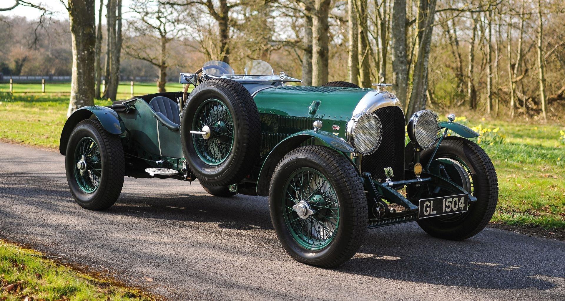 1928 Bentley Racer SOLD (picture 1 of 6)