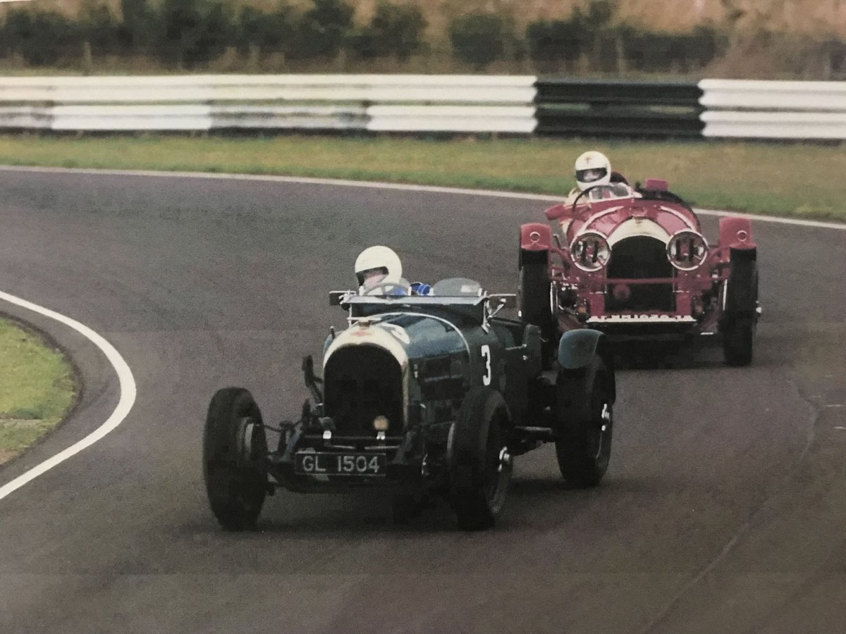 1928 Bentley Racer SOLD (picture 3 of 6)