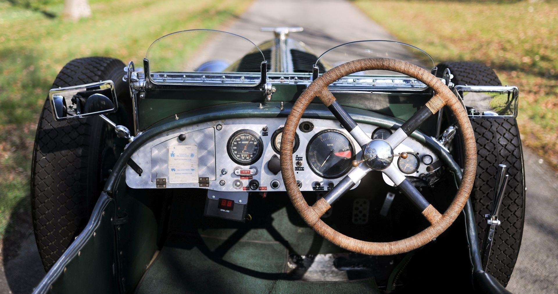 1928 Bentley Racer SOLD (picture 5 of 6)