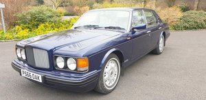 **APRIL AUCTION**1997 Bentley Brooklands SOLD by Auction