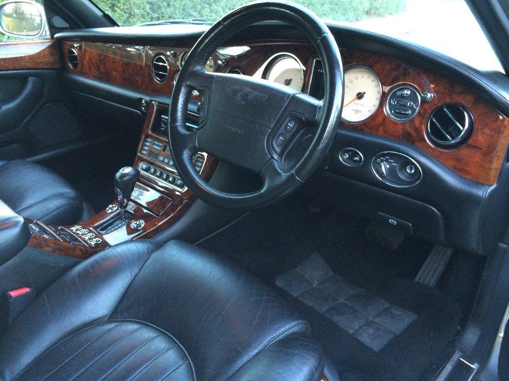 1998 Bentley Arnage 4.4 Superb car  PRICE REDUCED! For Sale (picture 1 of 5)