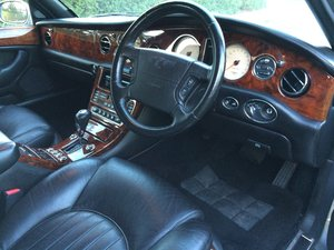 1998 Bentley Arnage 4.4 Superb car sensible to maintain For Sale