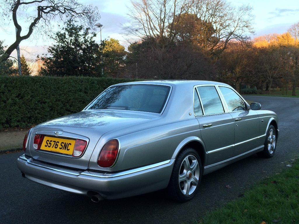 1998 Bentley Arnage 4.4 Superb car  PRICE REDUCED! For Sale (picture 2 of 5)