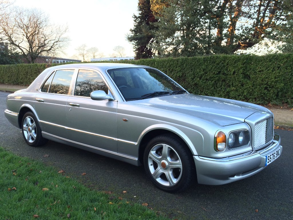 1998 Bentley Arnage 4.4 Superb car  PRICE REDUCED! For Sale (picture 5 of 5)