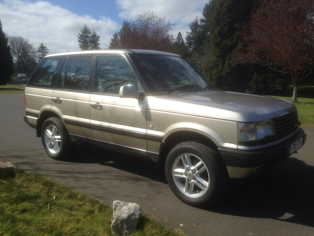 2000 Range Rover 1999 P39 4.6 HSE For Sale (picture 1 of 6)