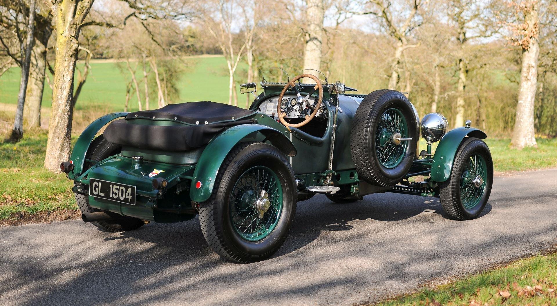1928 Bentley Racer SOLD (picture 4 of 6)