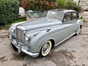 1960 BENTLEY S2 LHD