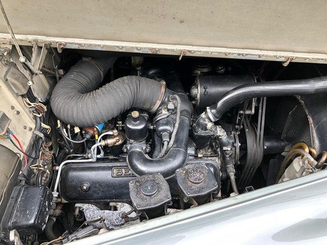 1960 BENTLEY S2 LHD For Sale (picture 5 of 6)