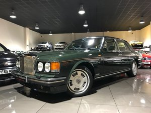 1994 BENTLEY BROOKLANDS 6.8 LWB REAR ENTERTAINMENT 85,422 MILES For Sale