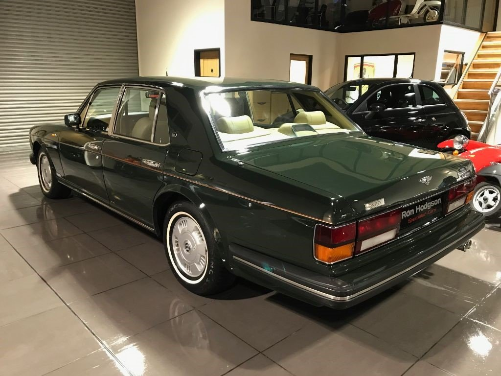 1994 BENTLEY BROOKLANDS 6.8 LWB REAR ENTERTAINMENT 85,422 MILES For Sale (picture 2 of 6)