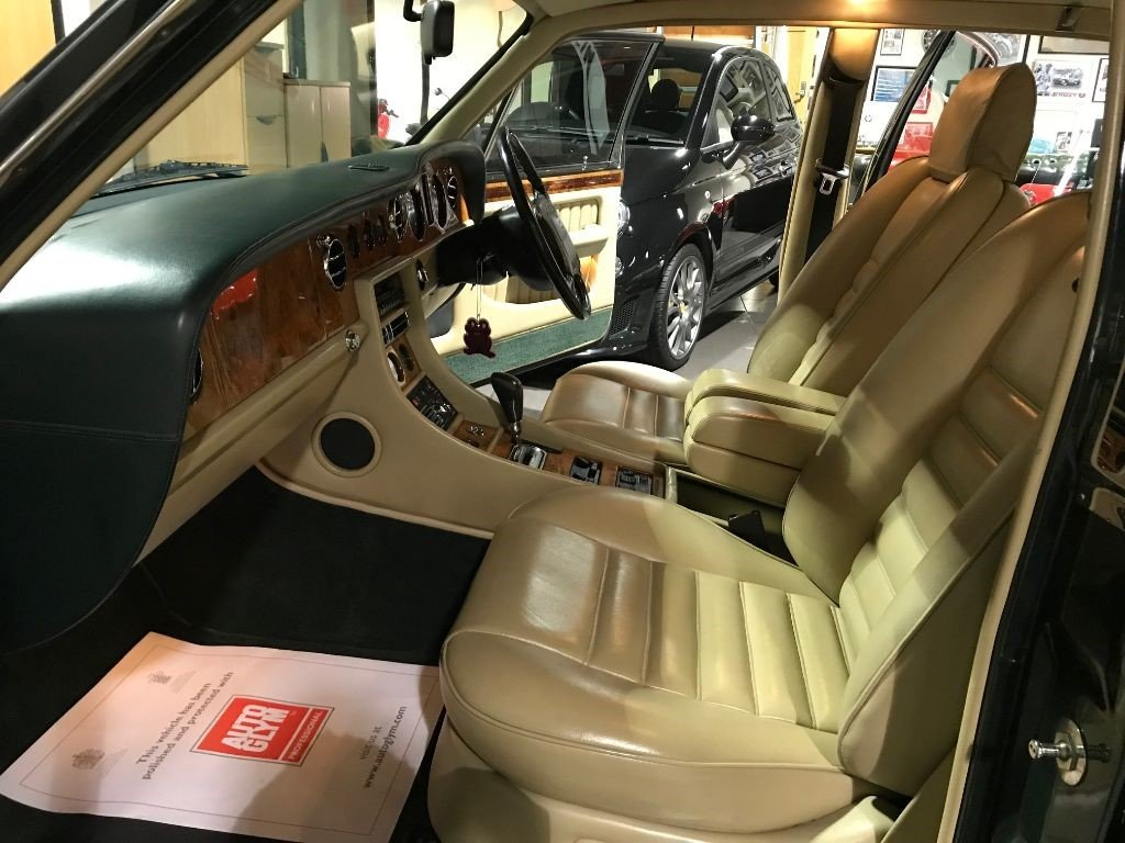 1994 BENTLEY BROOKLANDS 6.8 LWB REAR ENTERTAINMENT 85,422 MILES For Sale (picture 4 of 6)
