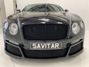 2014 Bentley Continental GT Speed ONYX Series Cost £250,000 New! For Sale