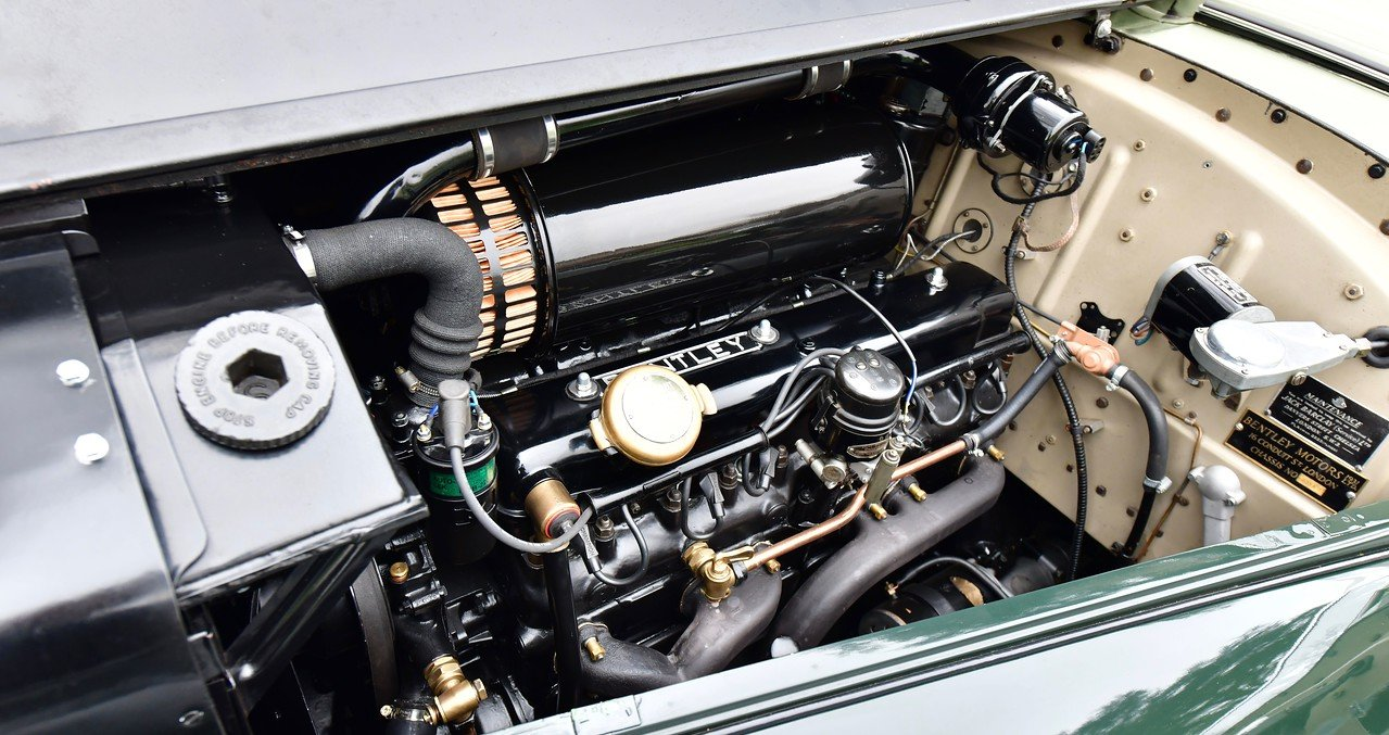 1954 Bentley R Type Automatic  Park Ward Convertible For Sale (picture 6 of 6)