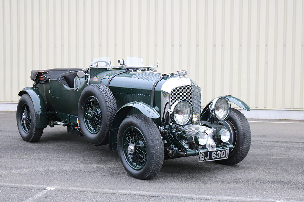 1929 BENTLEY 4.5L BLOWER For Sale (picture 1 of 6)