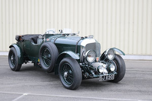 1930 BENTLEY 4.5L BLOWER