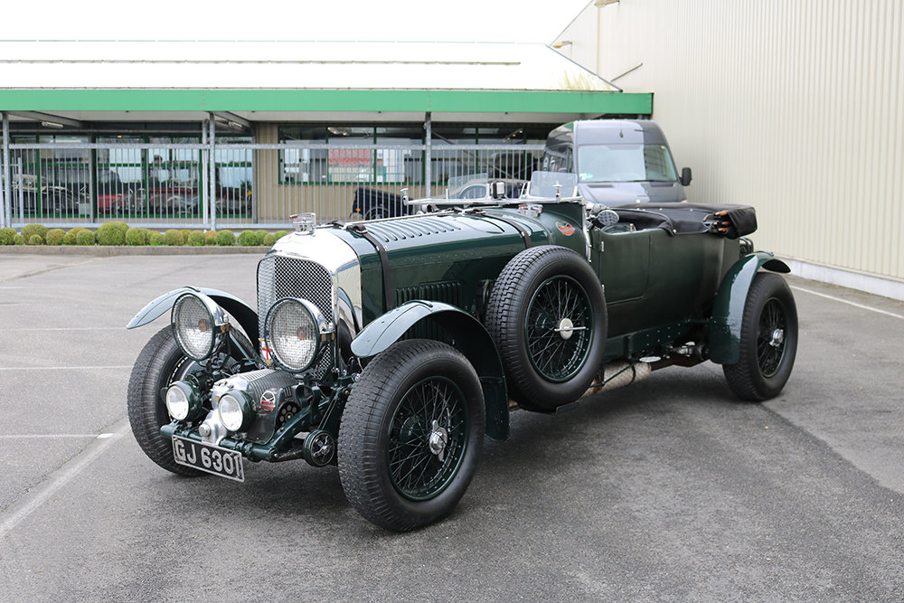 1929 BENTLEY 4.5L BLOWER For Sale (picture 2 of 6)
