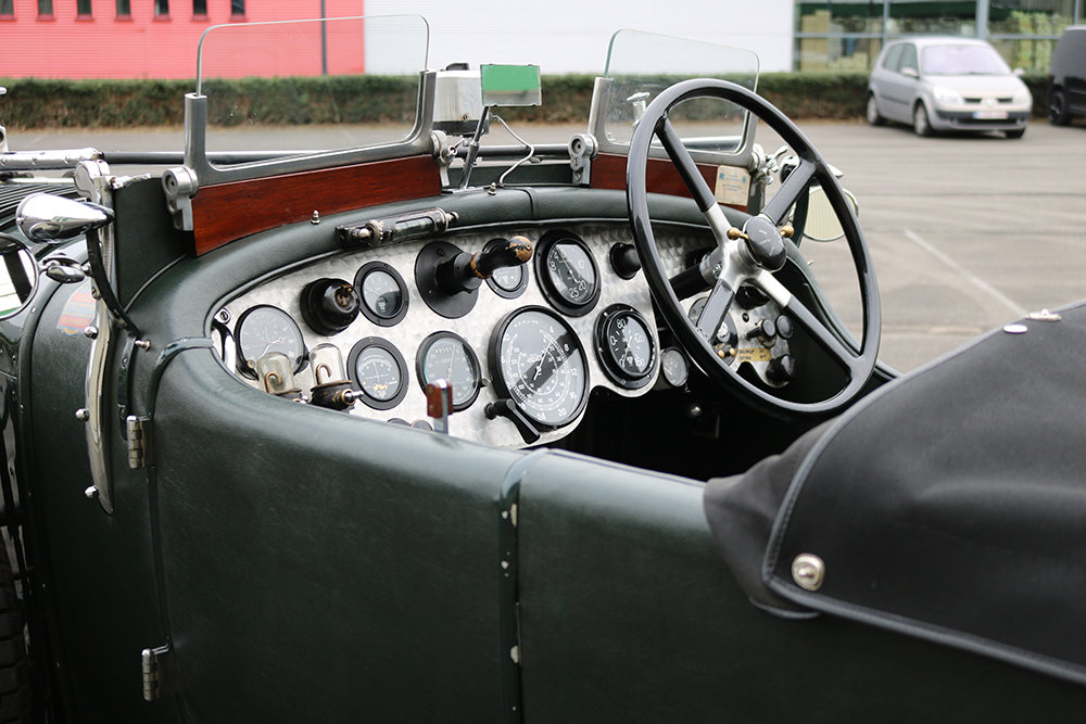 1929 BENTLEY 4.5L BLOWER For Sale (picture 4 of 6)