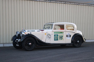 1934 Bentley 3.5l Thrupp & Maberley Saloon For Sale