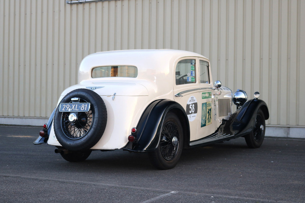 1934 Bentley 3.5l Thrupp & Maberley Saloon For Sale (picture 3 of 6)