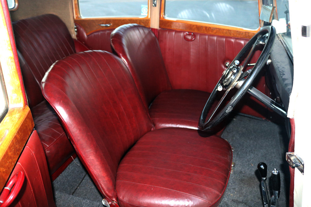 1934 Bentley 3.5l Thrupp & Maberley Saloon For Sale (picture 4 of 6)