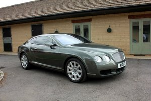 2004 BENTLEY CONTINENTAL GT - TWO OWNERS For Sale