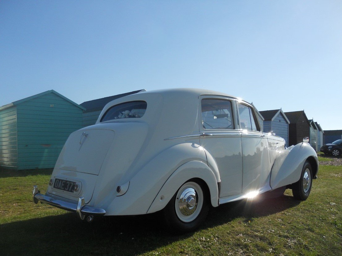 Bentley Mk 6 (1951) For Sale (picture 1 of 6)