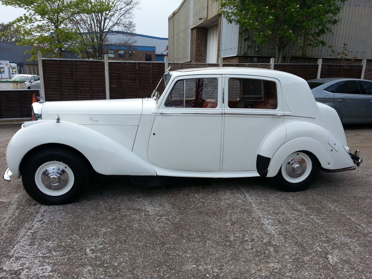 Bentley Mk 6 (1951) For Sale (picture 6 of 6)
