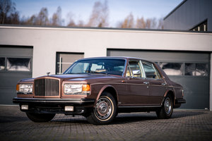 1984 Bentley Mulsanne Turbo