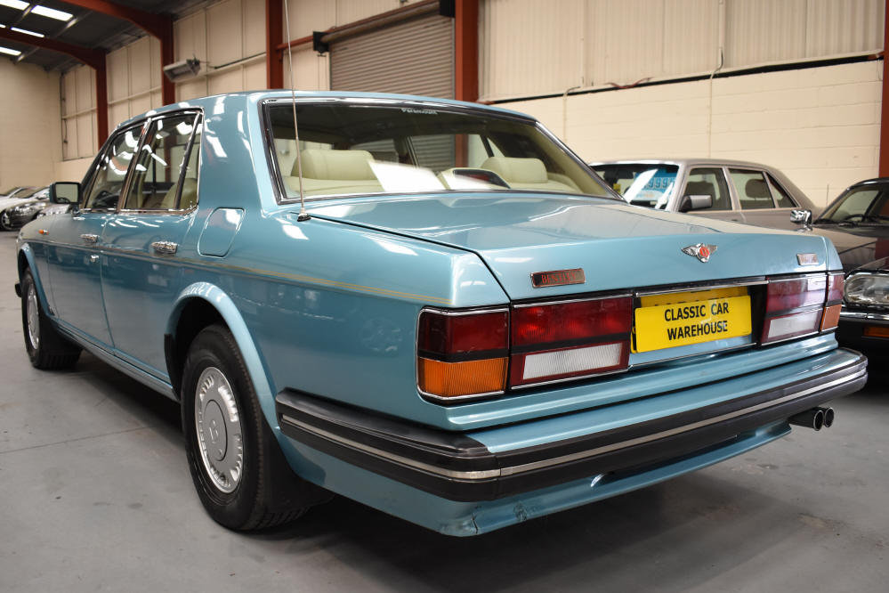 1991 Great looking car with superb service history For Sale (picture 4 of 6)