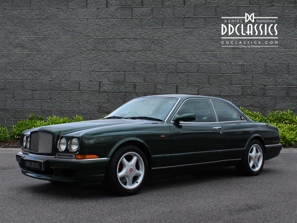 1998 Bentley Continental R Mulliner Coupe 'Jack Barclay' Lim For Sale (picture 1 of 12)