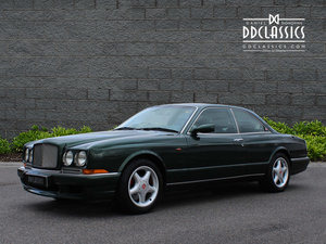 1998 Bentley Continental R Mulliner Coupe 'Jack Barclay' Lim For Sale